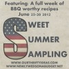 Introducing {Sweet Summer Sampling}