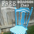 Roadside Chair Makeover