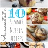 {Roundup} Summer Muffins