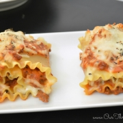lasagna roll up in just 45 minutes - made with Hamburger Helper Ultimates
