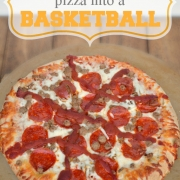 Basketball Pizza