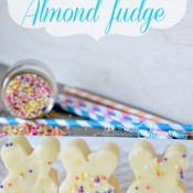 Quick Cooks - Almond Fudge - only 3 ingredients