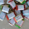 mini Candy Bar Christmas Wrappers & Tag