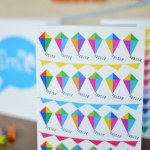 5x7 Printable Spring Cards