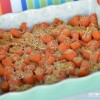 Citrus Glazed Easter Carrots