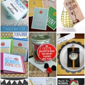 The BEST Back to School Printables