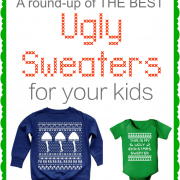 The BEST Children's Ugly Sweaters