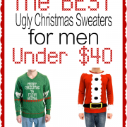 The BEST Christmas Ugly Sweaters for Men
