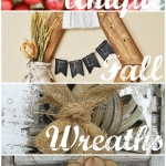Unique Fall Wreaths