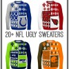 NFL Ugly Sweater Ideas