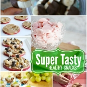 The Most Tasty Healthy Snack Ideas