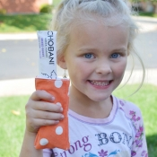 DIY Popsicle Sleeve
