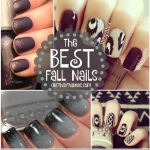 The BEST Fall Nail Art Ideas