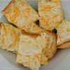 The Cheesiest Cheesy Bread - the perfect side