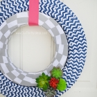 Summer Succulent Wreath - DIY Tutorial