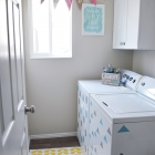 Room Makeover - Love Your Laundry Room