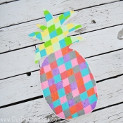 Geometric Pineapple - Craft Tutorial