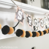 Spooky Paper Banner with the new Cricut Maker