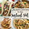 The best Instant Pot chicken recipes
