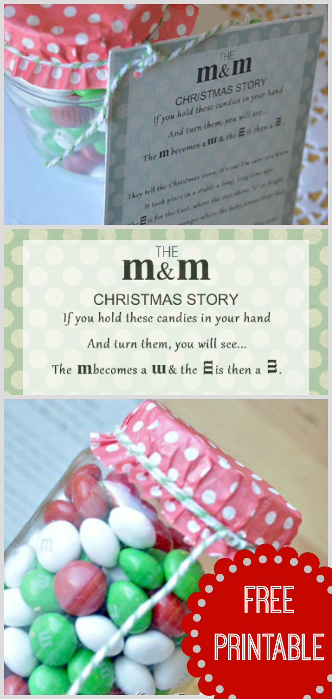 Sweet Neighbor Gift Printable - Our Thrifty Ideas