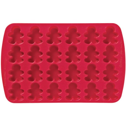 gingerbread silicone baking mold