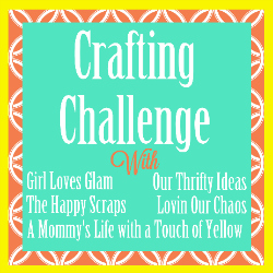 Crafting Challenge Button