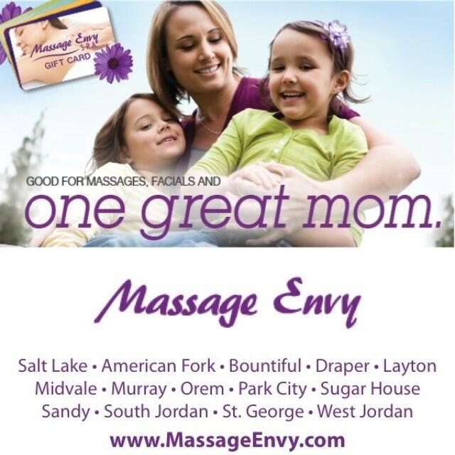 Mothers Day - Massage Envy Giveaway - Our Thrifty Ideas