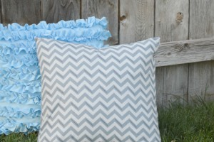 {Tutorial} Envelope Pillow