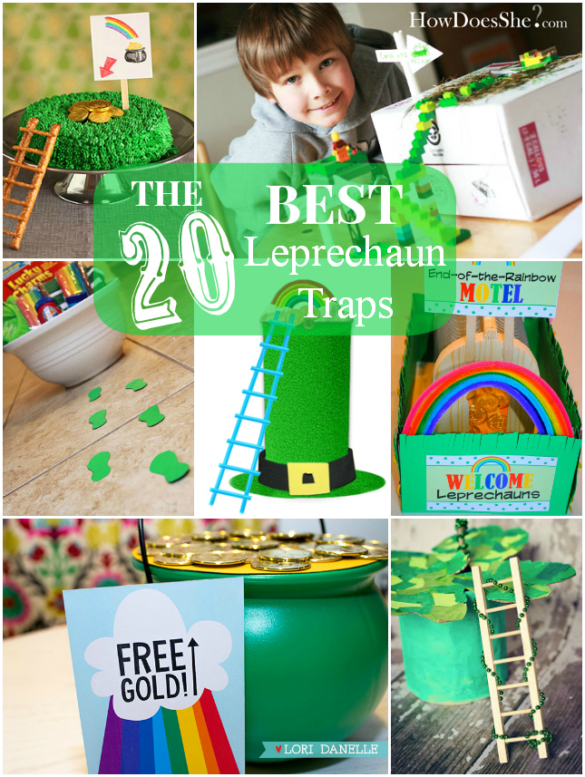 The 20 best leprechaun traps