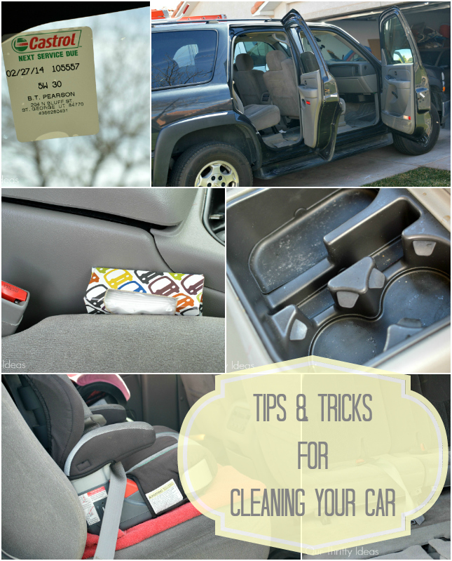 Spring Cleaning For Your Car Tips Amp Tricks Our Thrifty