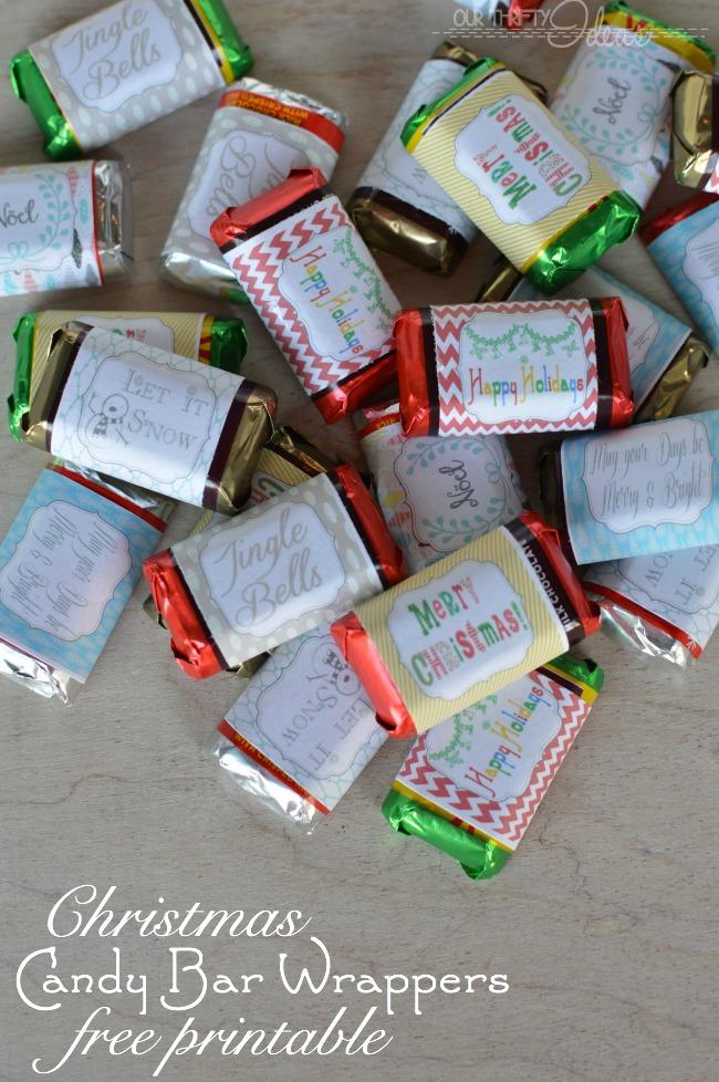 Christmas Gift Idea Free Printables Pretty Providence