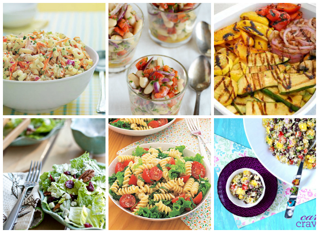 Summer side dish round-up