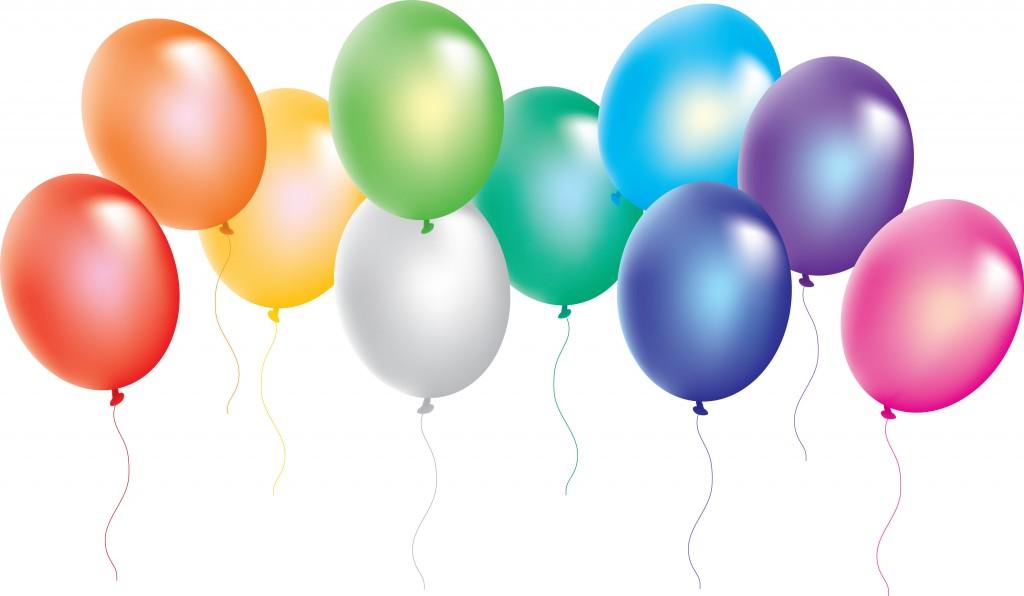balloons/celebrate