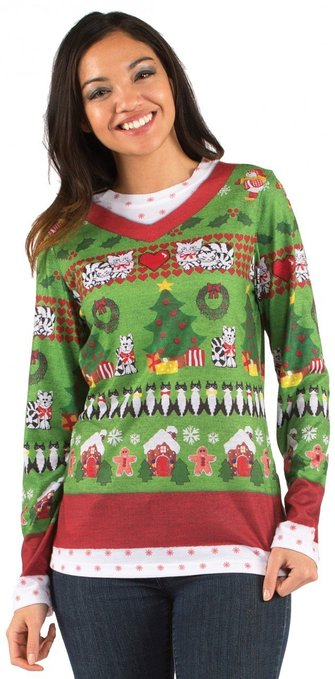 womens ugly sweater