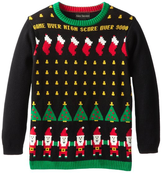 Christmas Ugly Sweater - video game