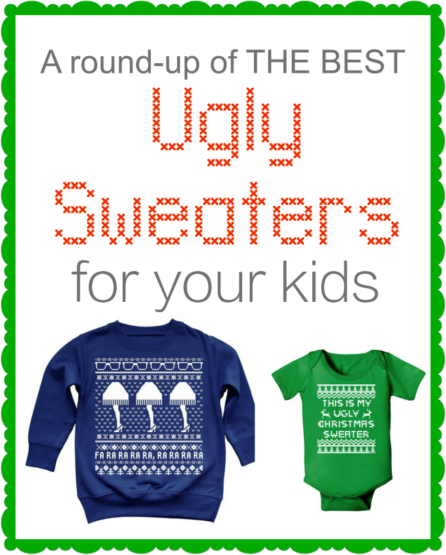 Ugly Christmas Sweater Parties Giving Back To Save The Children On Dec
