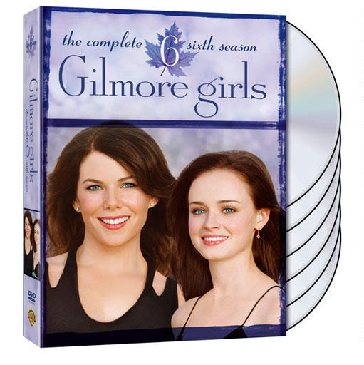 Gilmore Girls on DVD