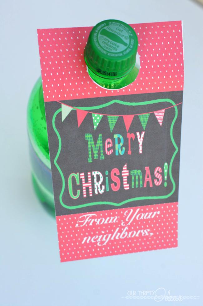 Super easy neighbor gift ideas for Christmas gifts for neighbors homemade