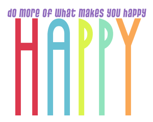 Happy Printable
