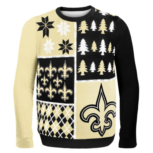 Saints Ugly Christmas Sweater