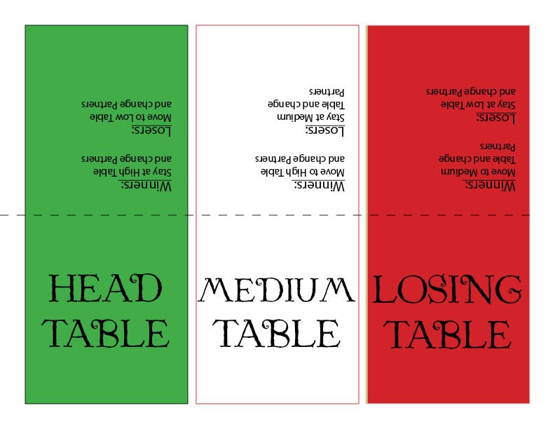Christmas BUNCO Printable Kit - Our Thrifty Ideas