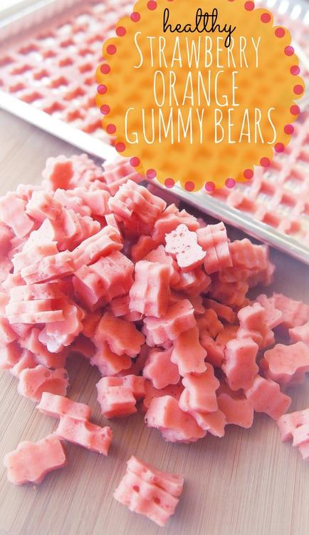 healthy gummy bears