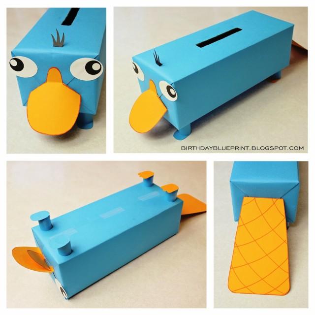 Perry Valentine Box