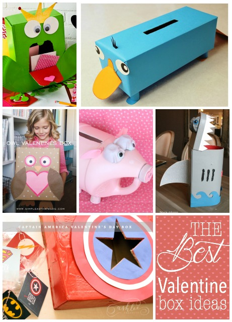 The Best Valentine Box Ideas  sc 1 st  Our Thrifty Ideas & Favorite Valentine Boxes - Our Thrifty Ideas Aboutintivar.Com