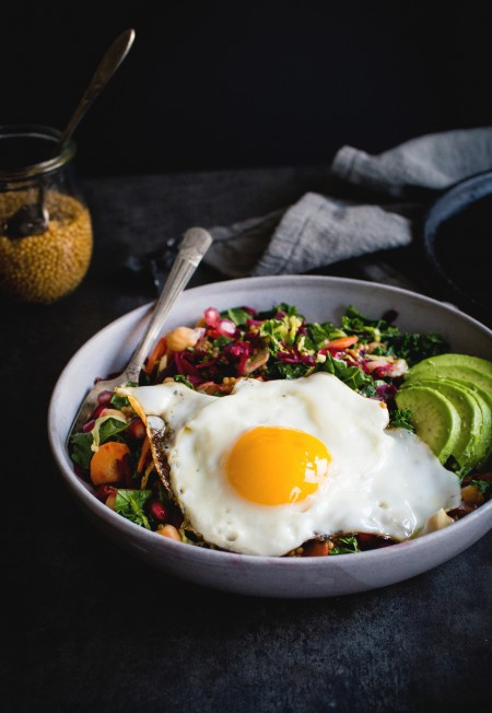 Miso Veggie Breakfast Bowl