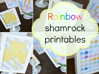Rainbow-Shamrock-Printables