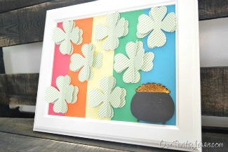 St Patricks Day Specimen Art_thumb