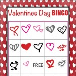 Valentines Day BINGO – Free Printable