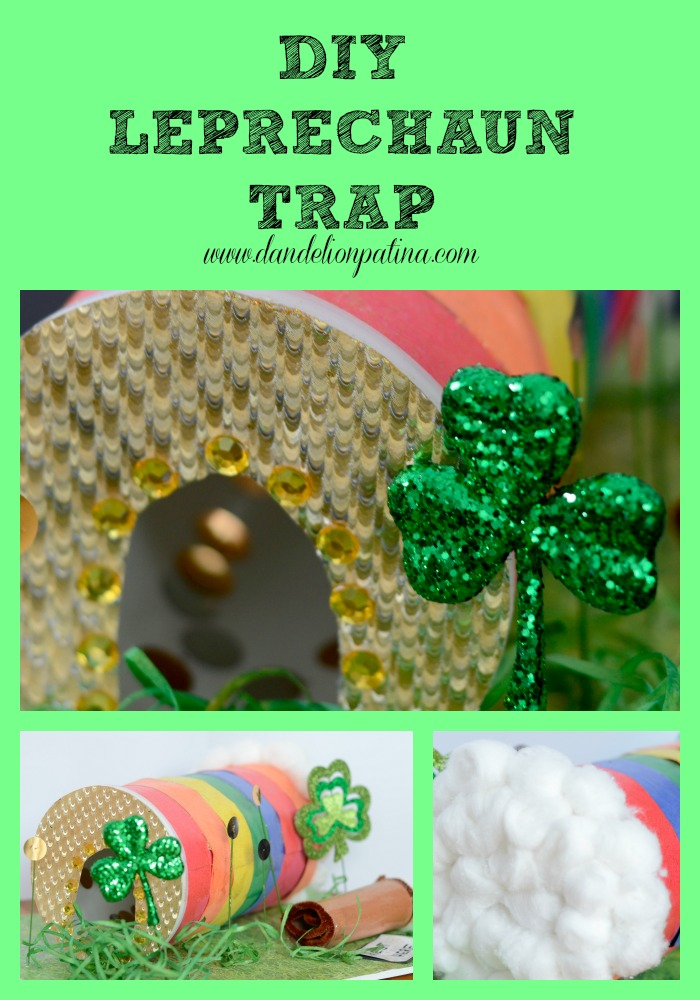 4 clovers and leprechaun traps images of hearts