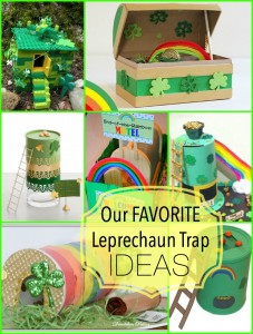 Our Favorite Leprechaun Trap Ideas
